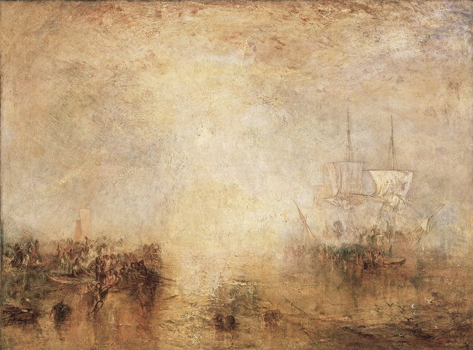POETRY & PAINTING: Glanmore Sonnets VII & Turner