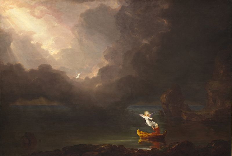 800px-Thomas_Cole_-_The_Voyage_of_Life_Old_Age,_1842_(National_Gallery_of_Art)