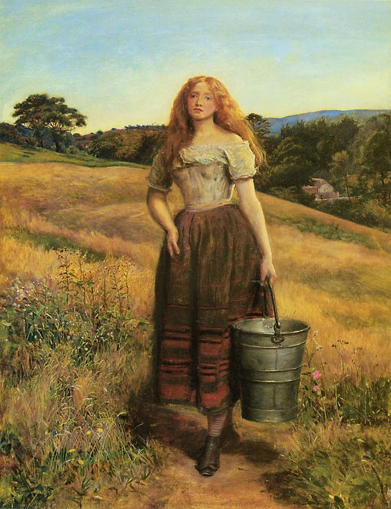 farmers-daughter-john-everett-millais