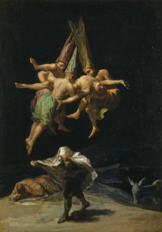 witches_flight_goya-1797-98