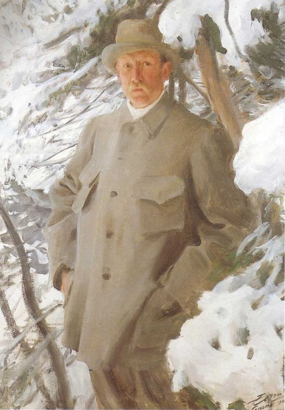 anders-zorn-swedish-1860-1920-the-painter-bruno-liljefors-1906