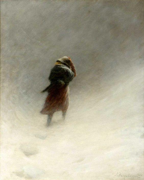 blizzard-by-joseph-farquharson