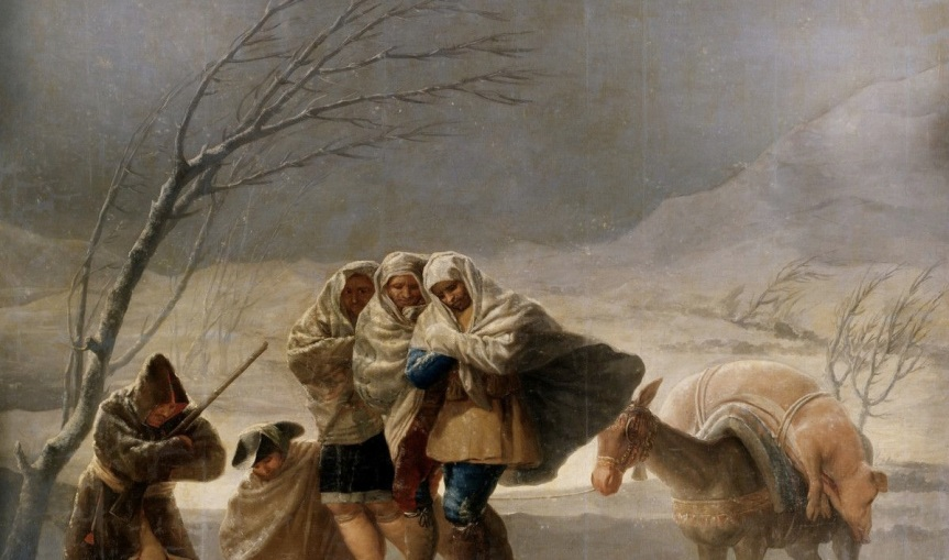 15 Winterscapes for the Solstice: Paintings to bring something light to darkdays