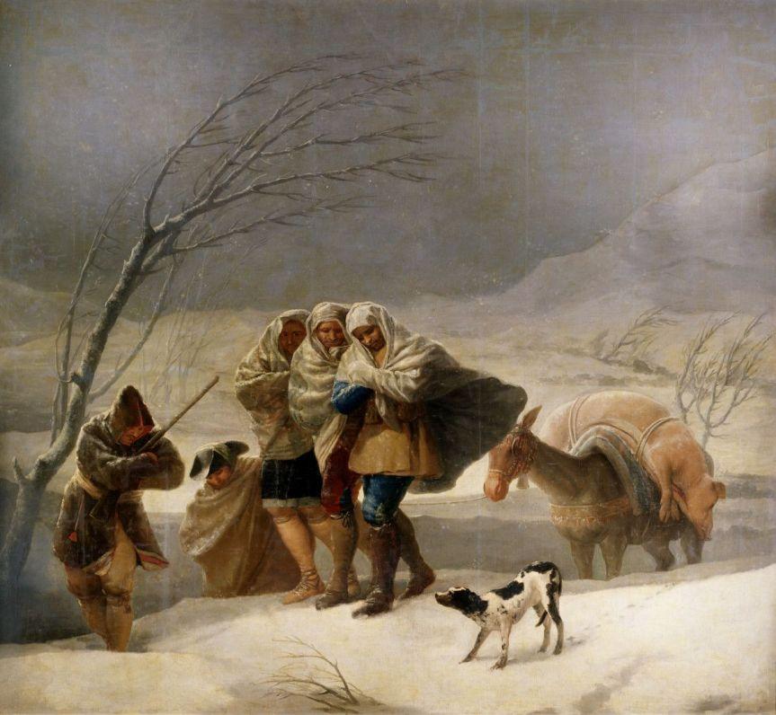 francisco-de-goya-the-snowstorm-1786-87