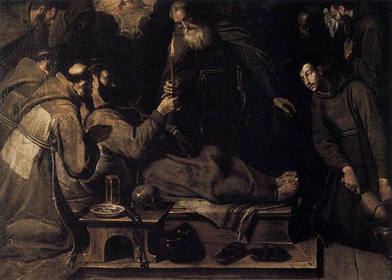 bartolome-carducho-death-of-st-francis-1593