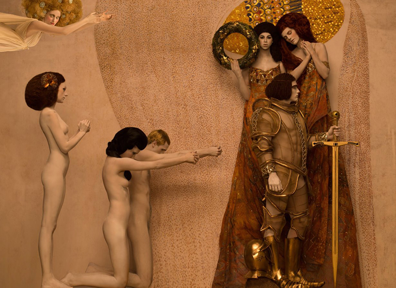 inge-prader-life-ball-gustav-klimt-paintings-designboom-08