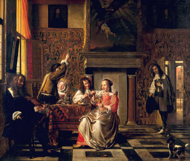 pieter-de-hooch-conversation-c-1663-1665