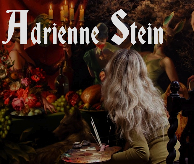 INTERVIEW: Adrienne Stein's Feast of Fantasy