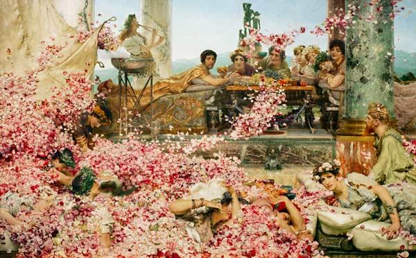 alma-tadema-roses-of-heliogabalus-1888