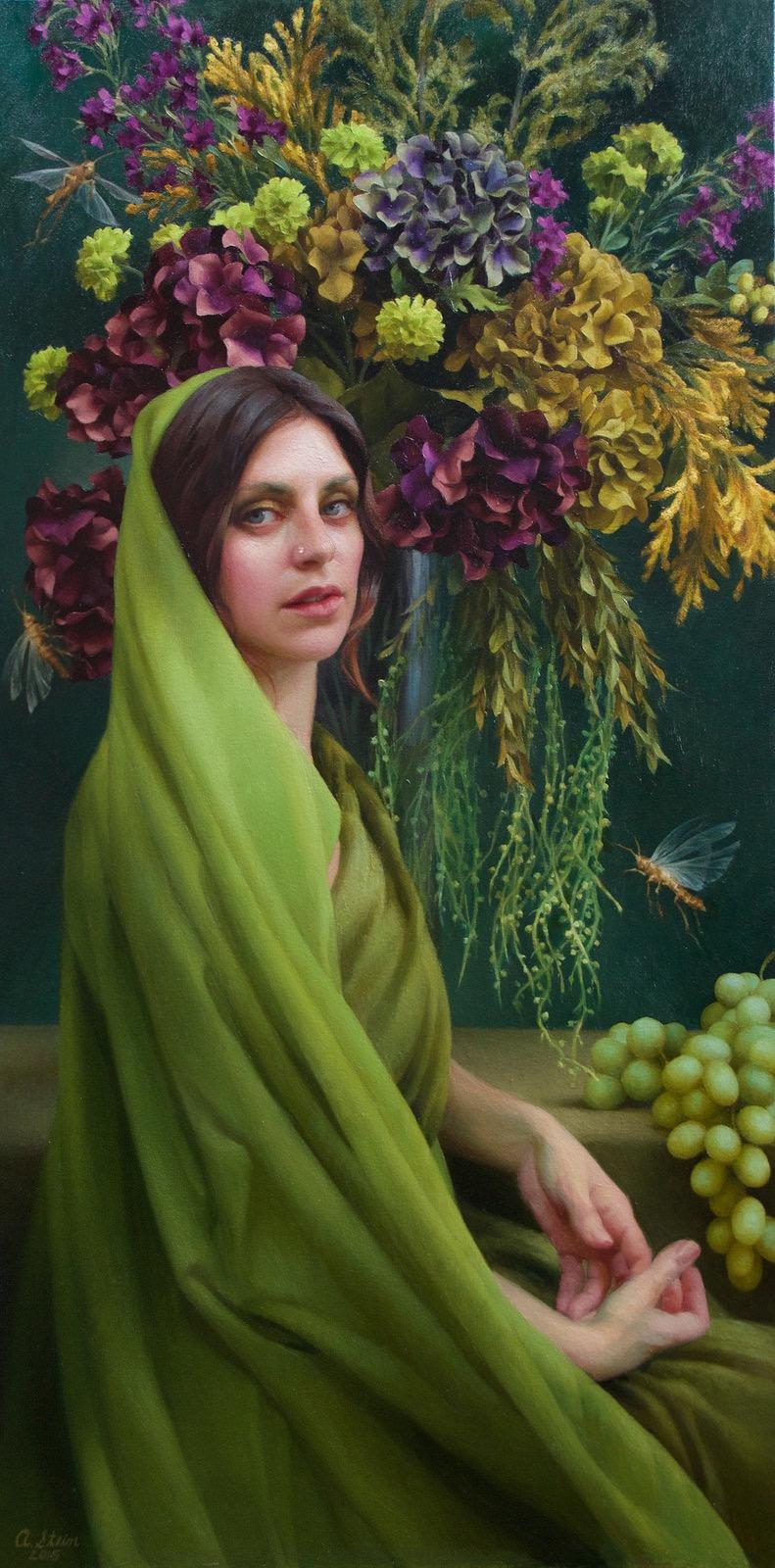 Green Bride