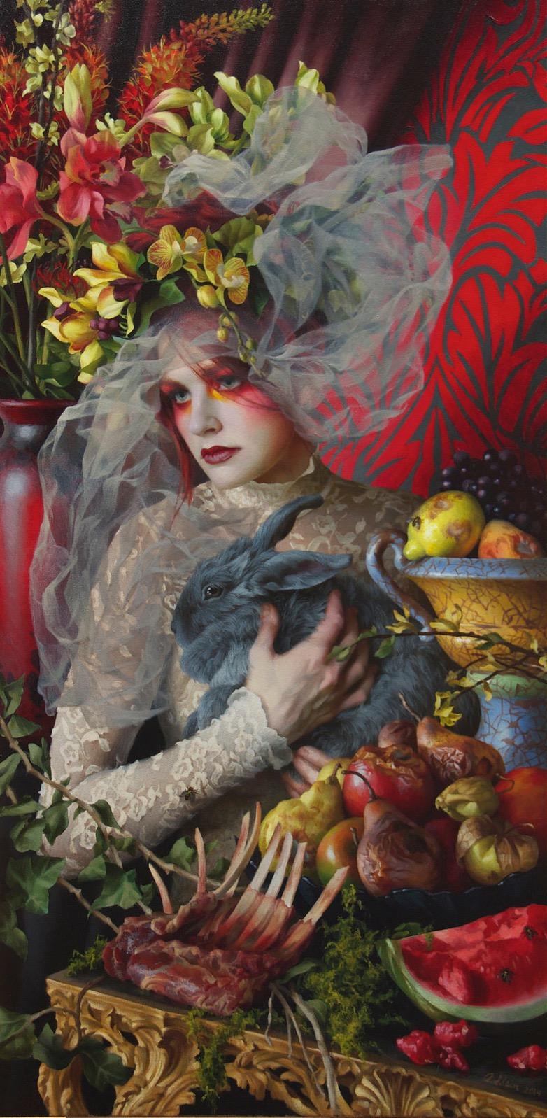 La Fête Sauvage, 2014 by Adrienne Stein