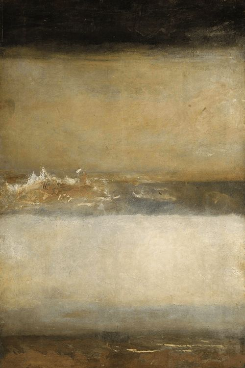 J.William Turner, Three Seascapes