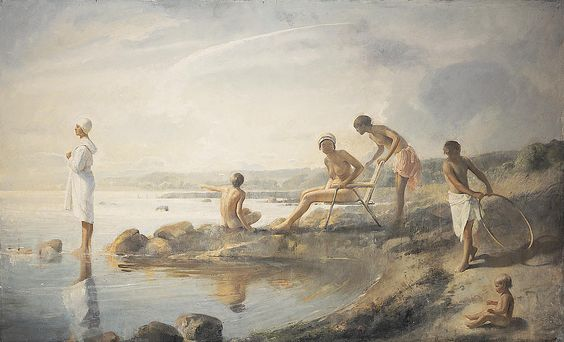 Odd Nerdrum Summer Day