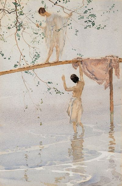 Sir William Russell Flint 2